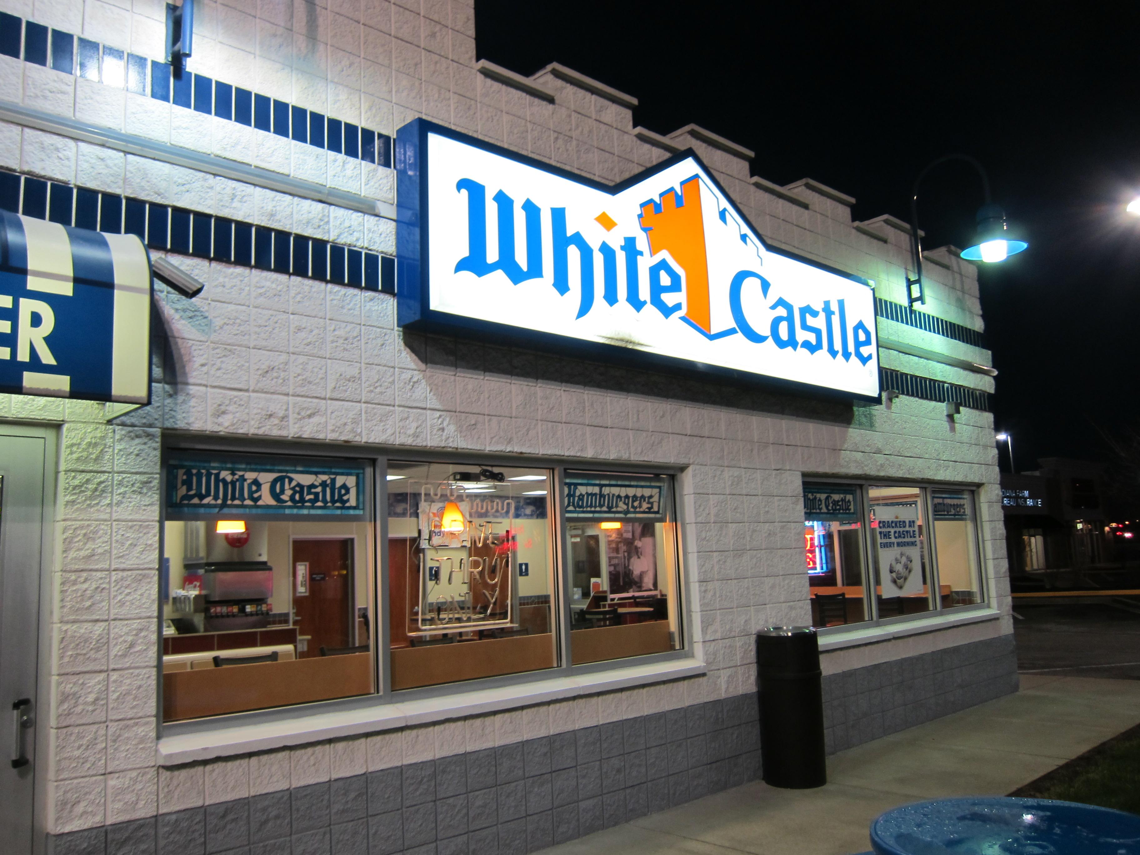how white castle