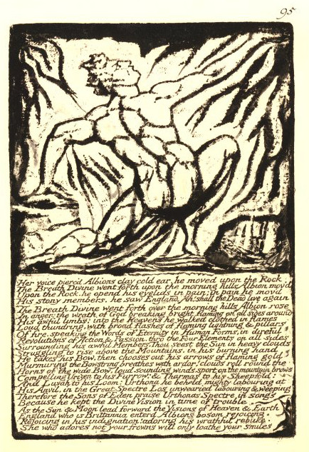 William Blake View On Human Nature
