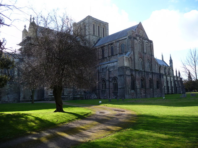 Winchester - Winchester Cathedral - geograph.org.uk - 1159562