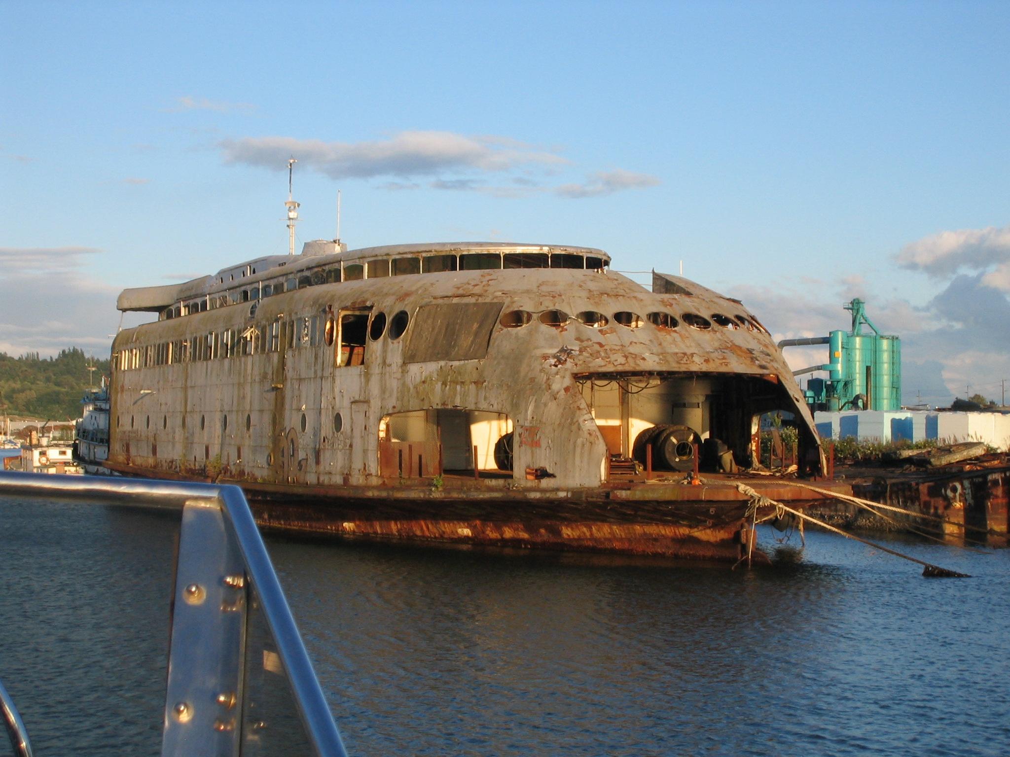 Ferry Centre Island United States