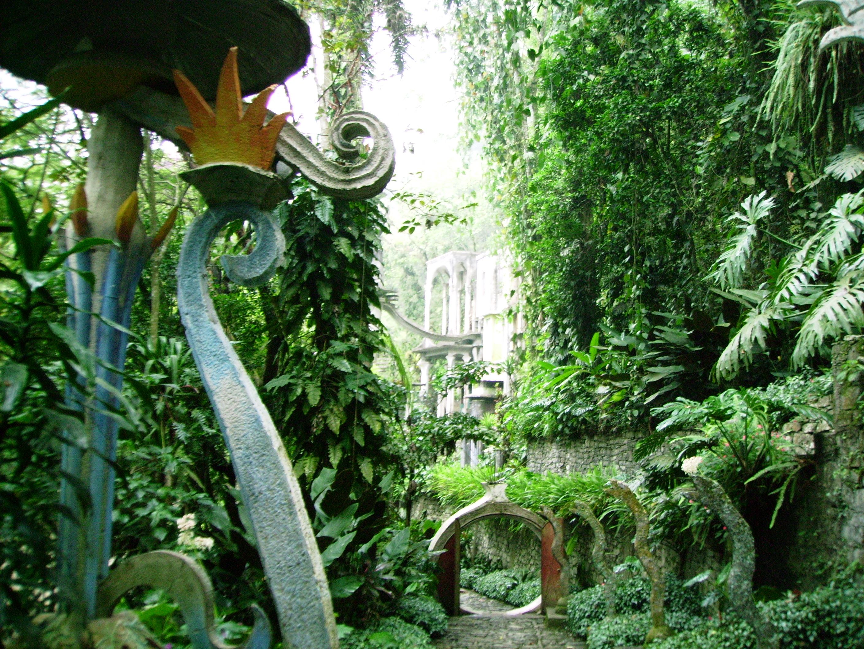 Las Pozas – Surreal Eden of the Jungle ~ Kuriositas
