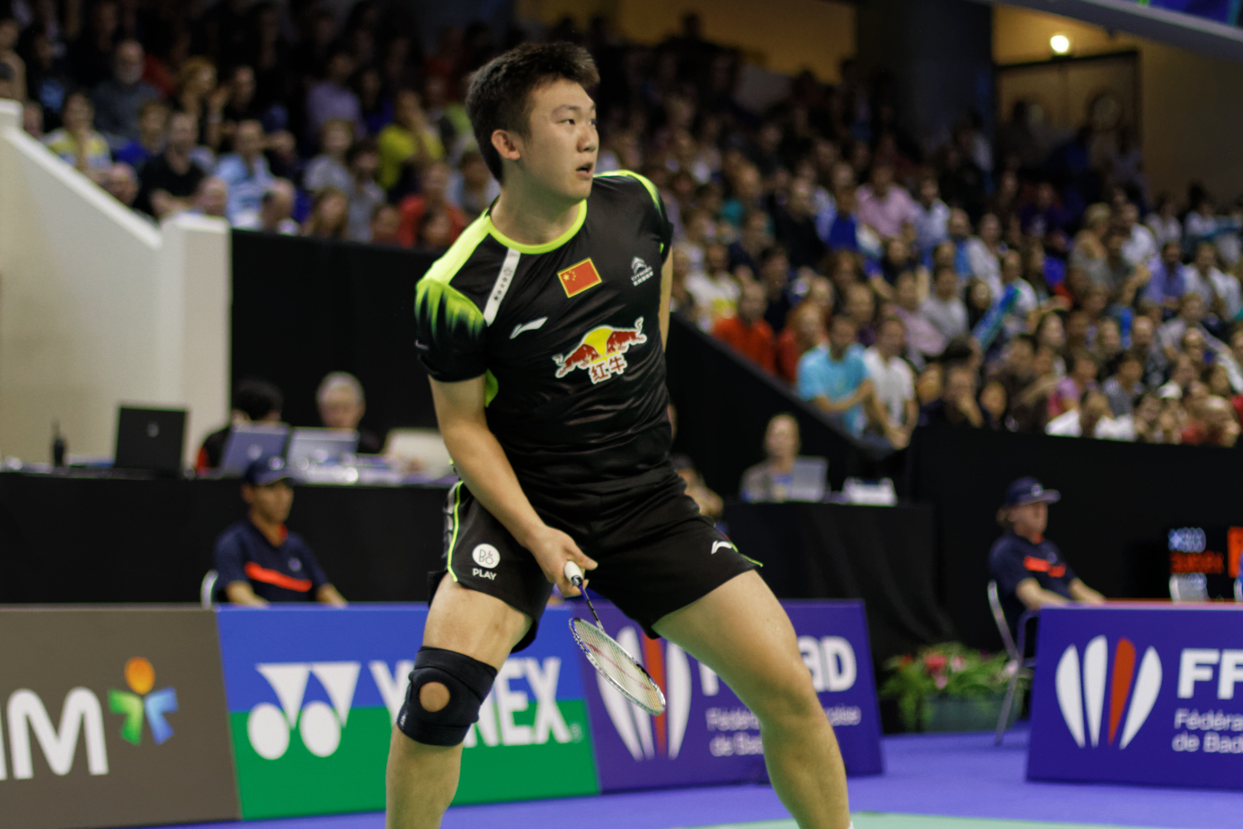 File Yonex IFB 2013 Quarterfinal Liu Xiaolong Qiu Zihan vs