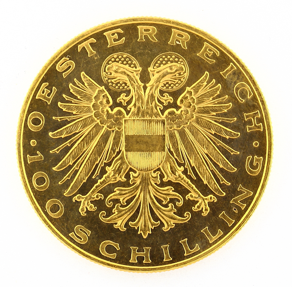 Fileösterreich 100 Schilling Münze 1936 Aversjpg Wikimedia