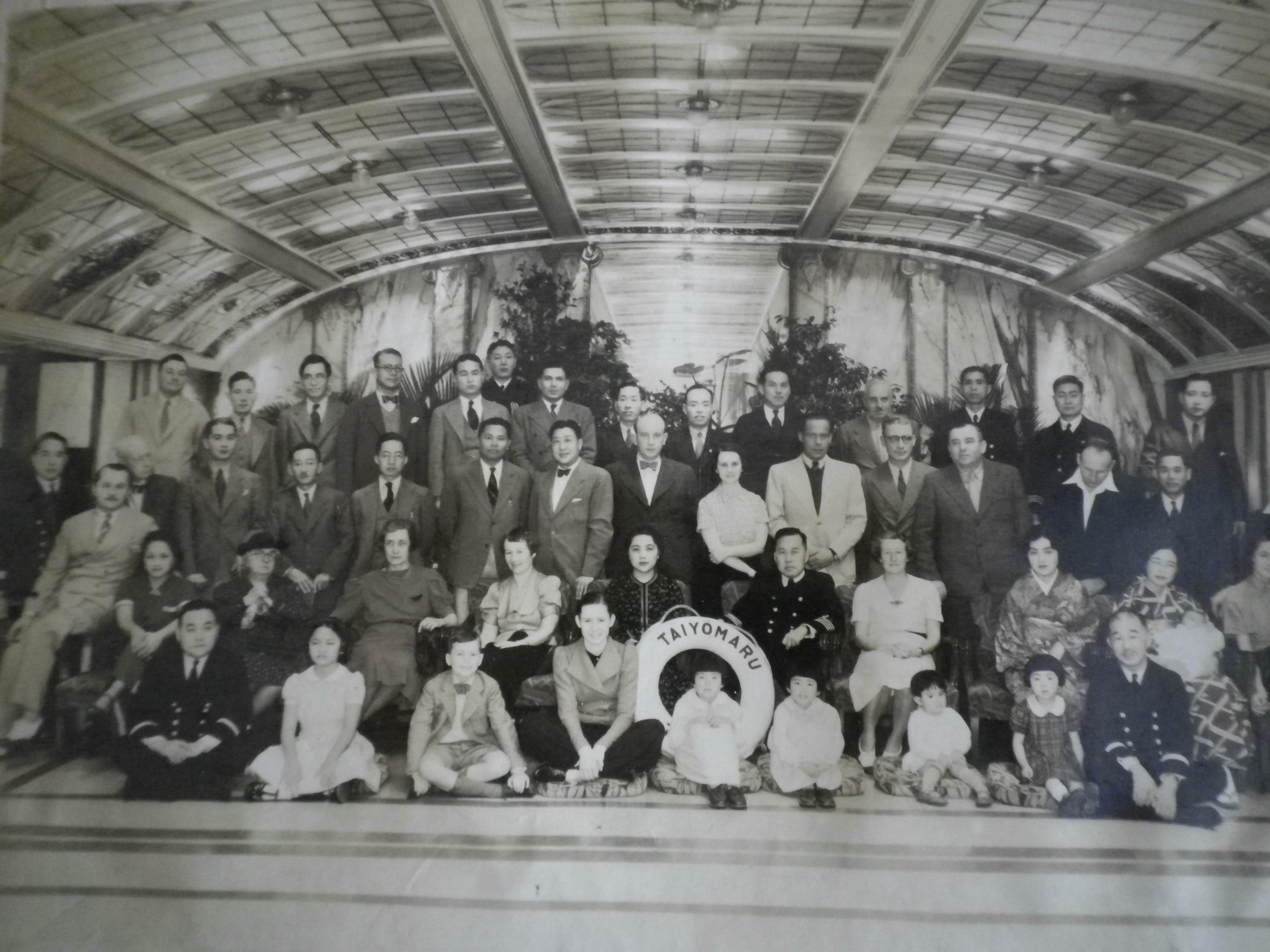 ファイル:大洋丸 1938年.JPG - Wikipedia