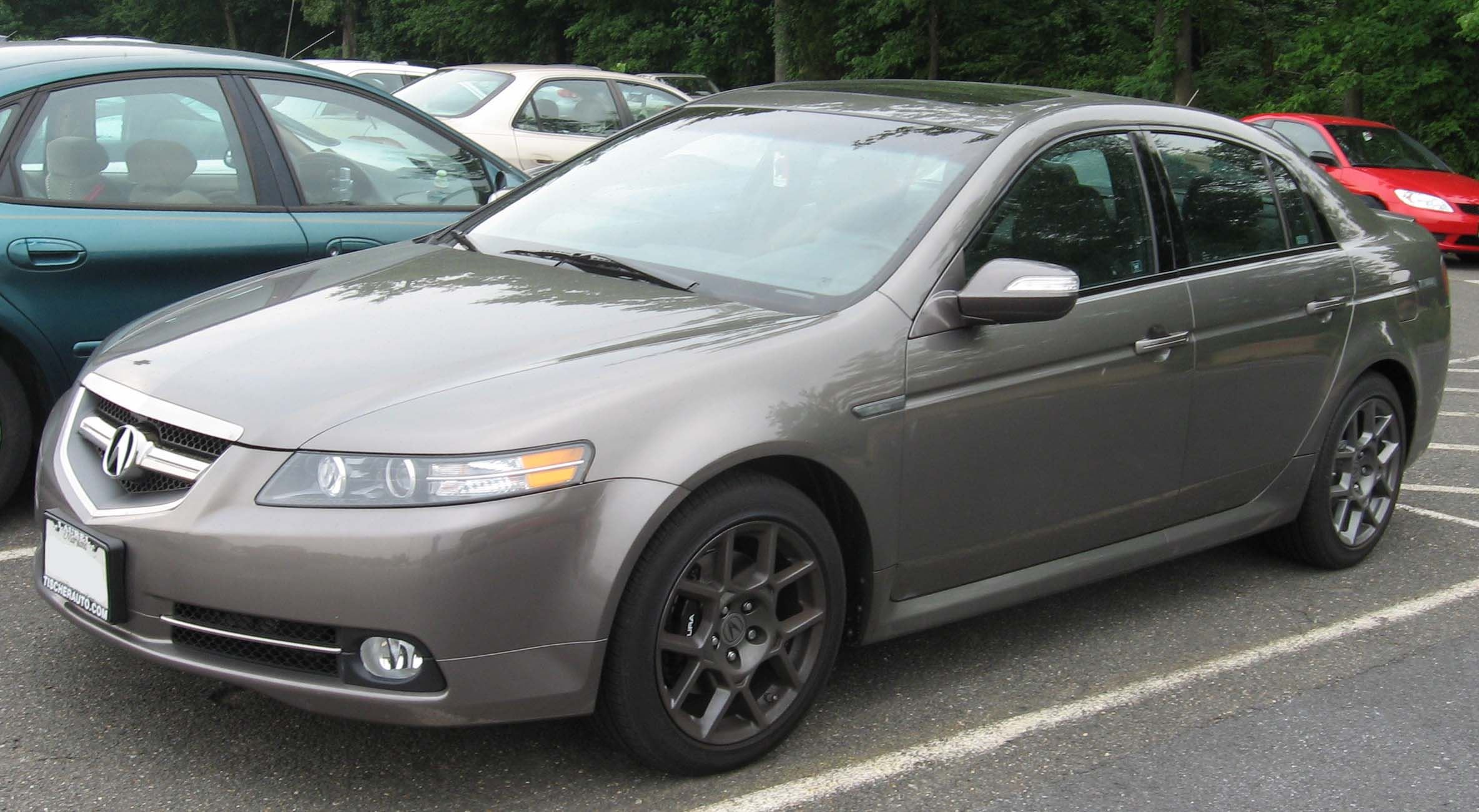 2008 acura tl type s for sale in maryland. Black Bedroom Furniture Sets. Home Design Ideas