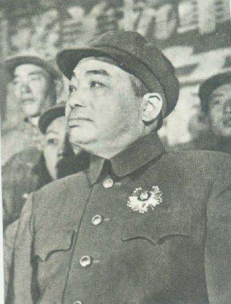 Peng Dehuai in 1950