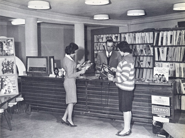 File:1950s Afghanistan - Records store.jpg
