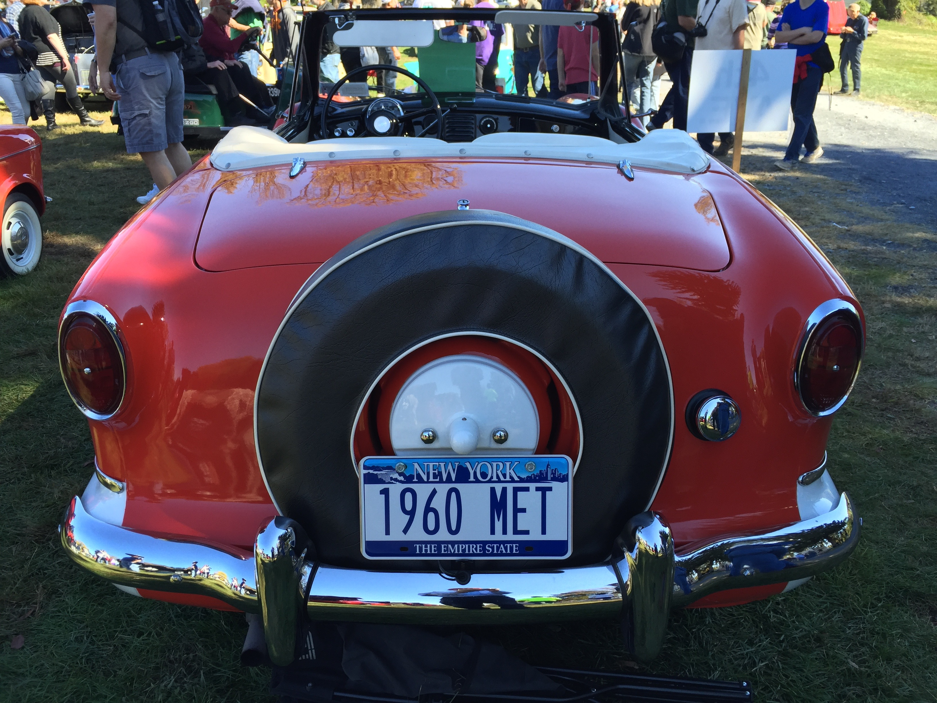 File Metropolitan Convertible At Hershey AACA Show Of - Hershey antique car show