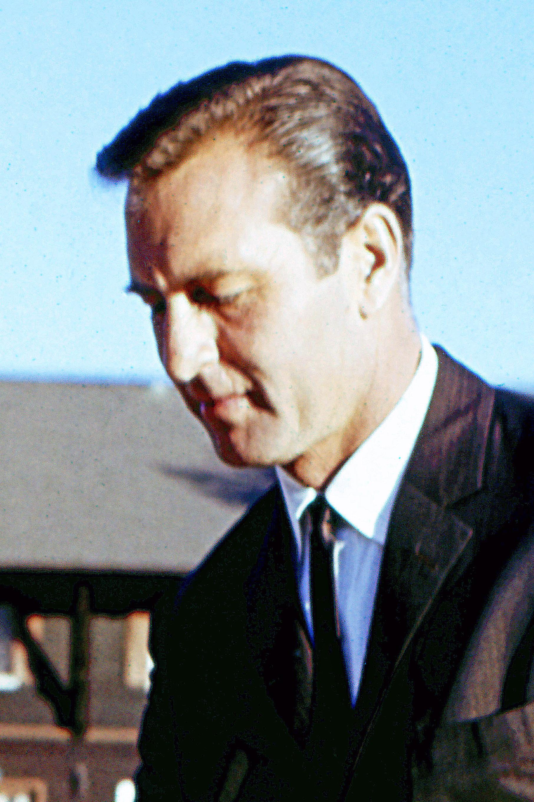 George Montgomery Größe