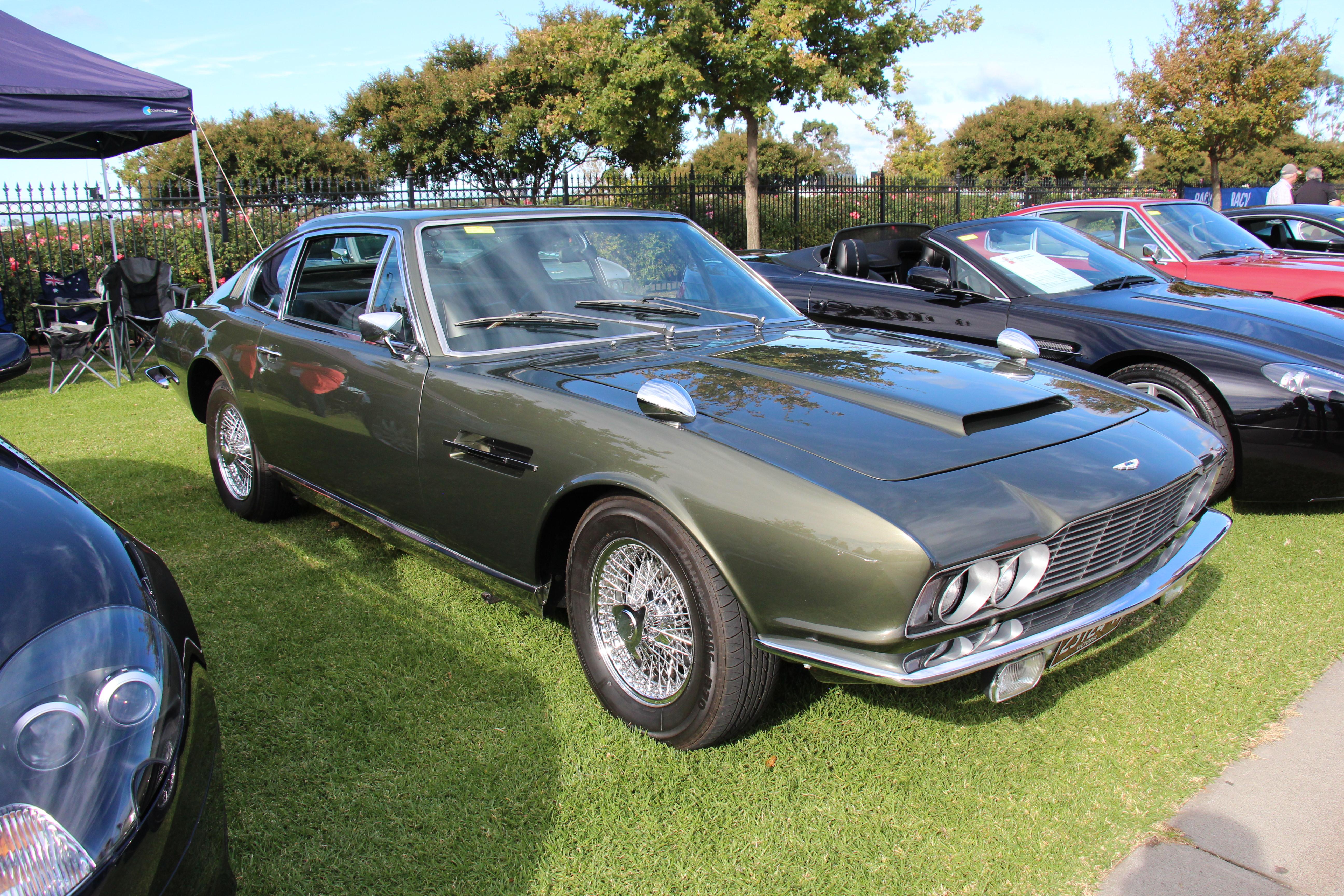 File 1969 Aston Martin Dbs Coupe 25817641794 Jpg Wikimedia Commons