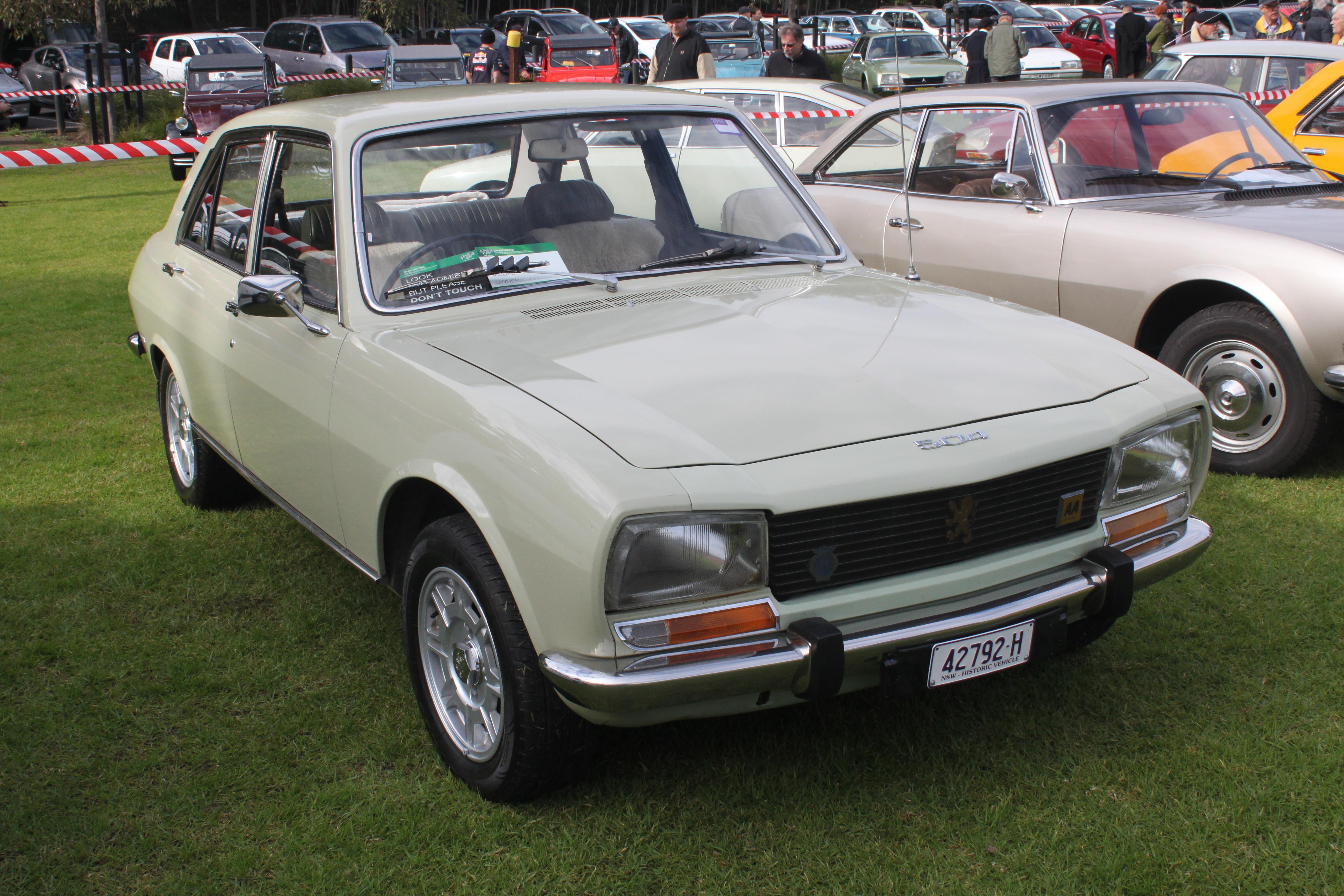 file:1972 peugeot 504 sedan (19556100898) - wikimedia commons