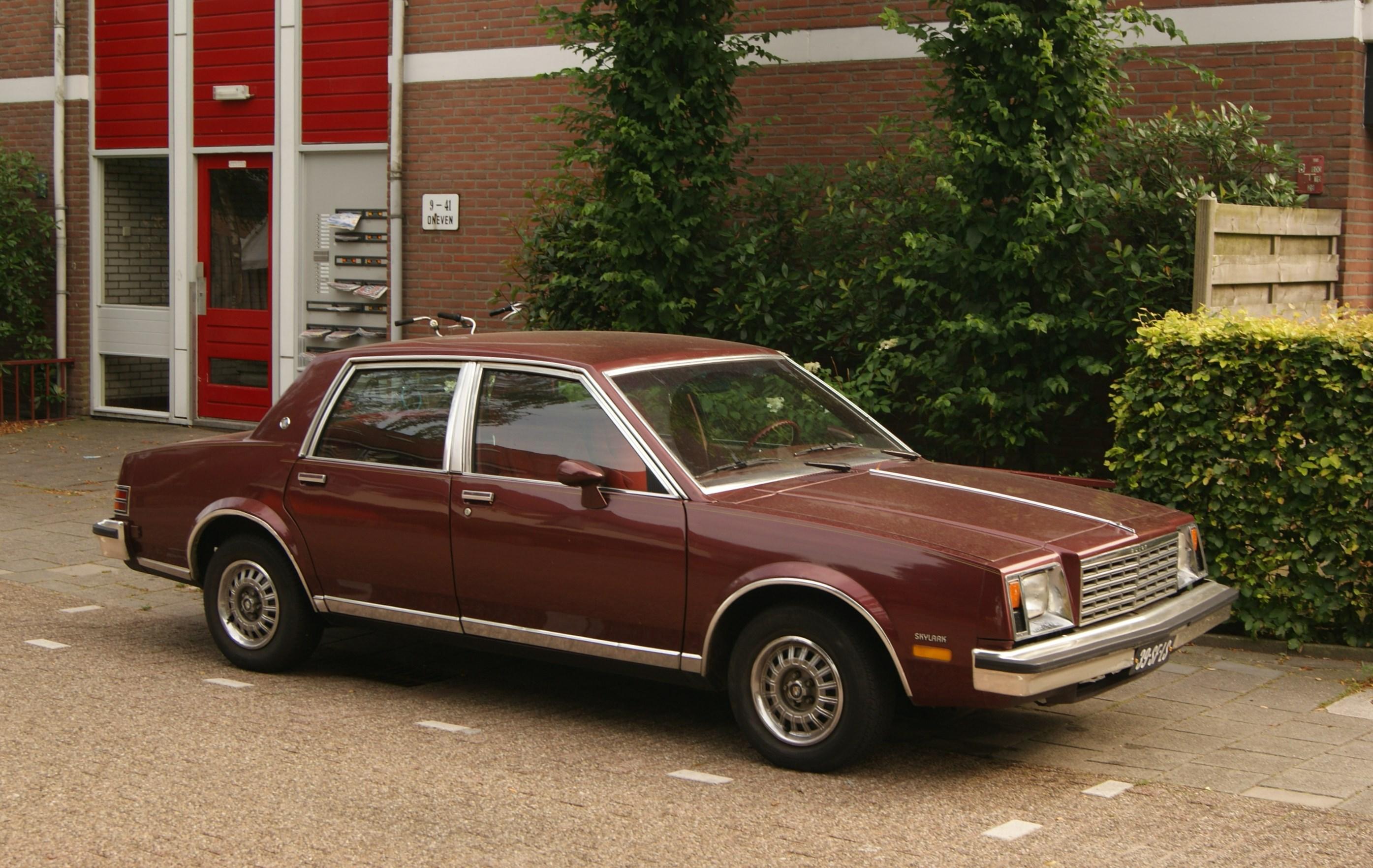 Buick Skylark 1980 New Car Update 2020