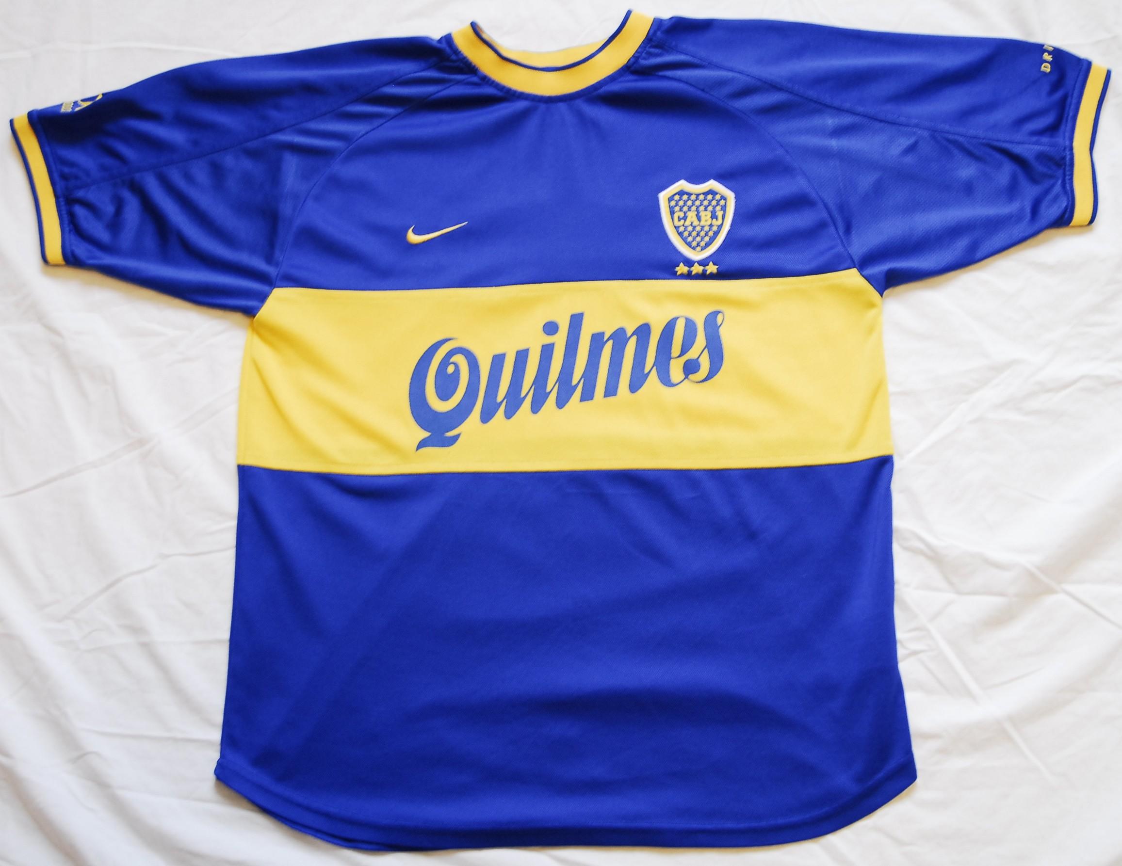 2012. camiseta nueva