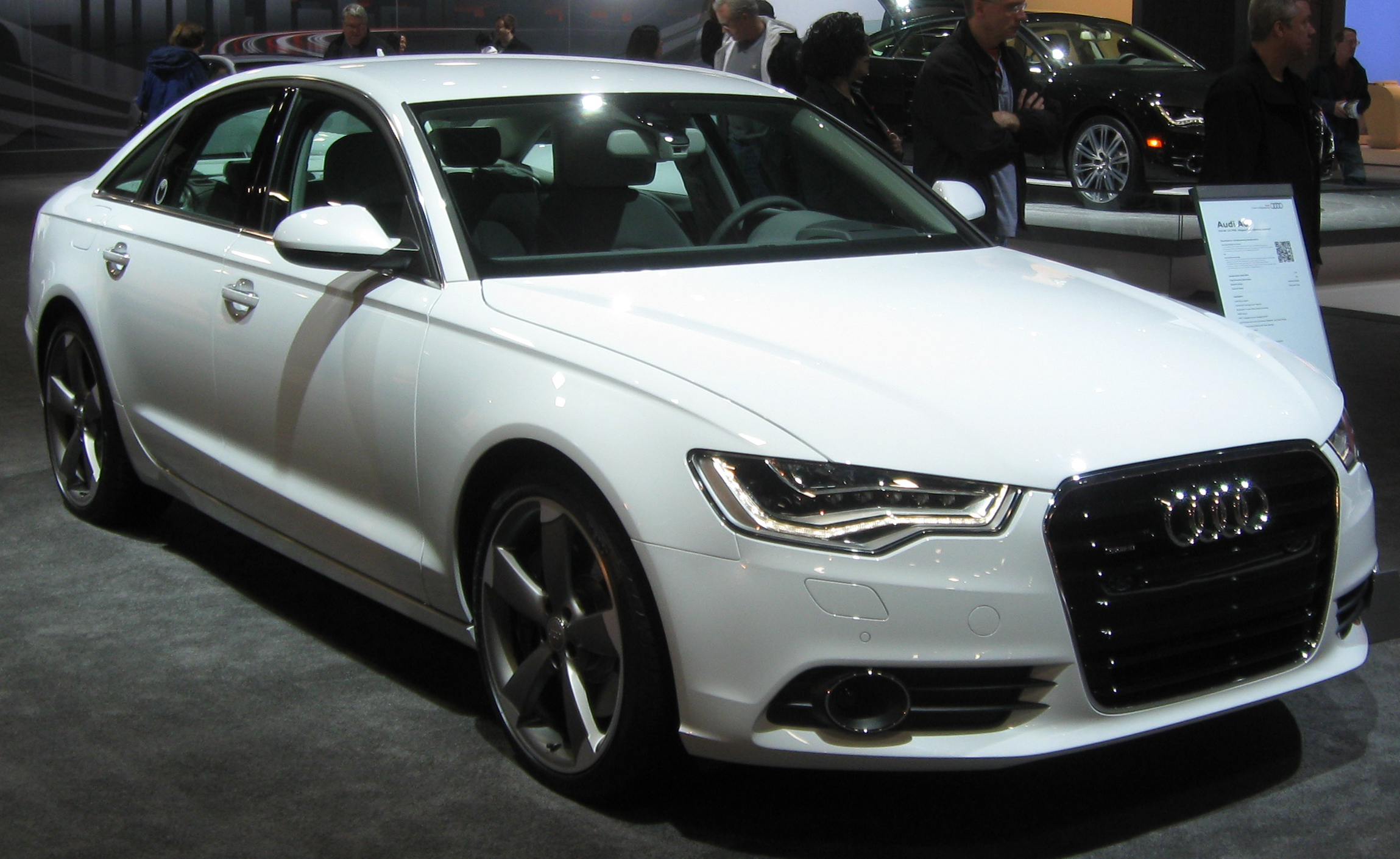 2012 Audi A6 Reviews and Rating  Motor Trend