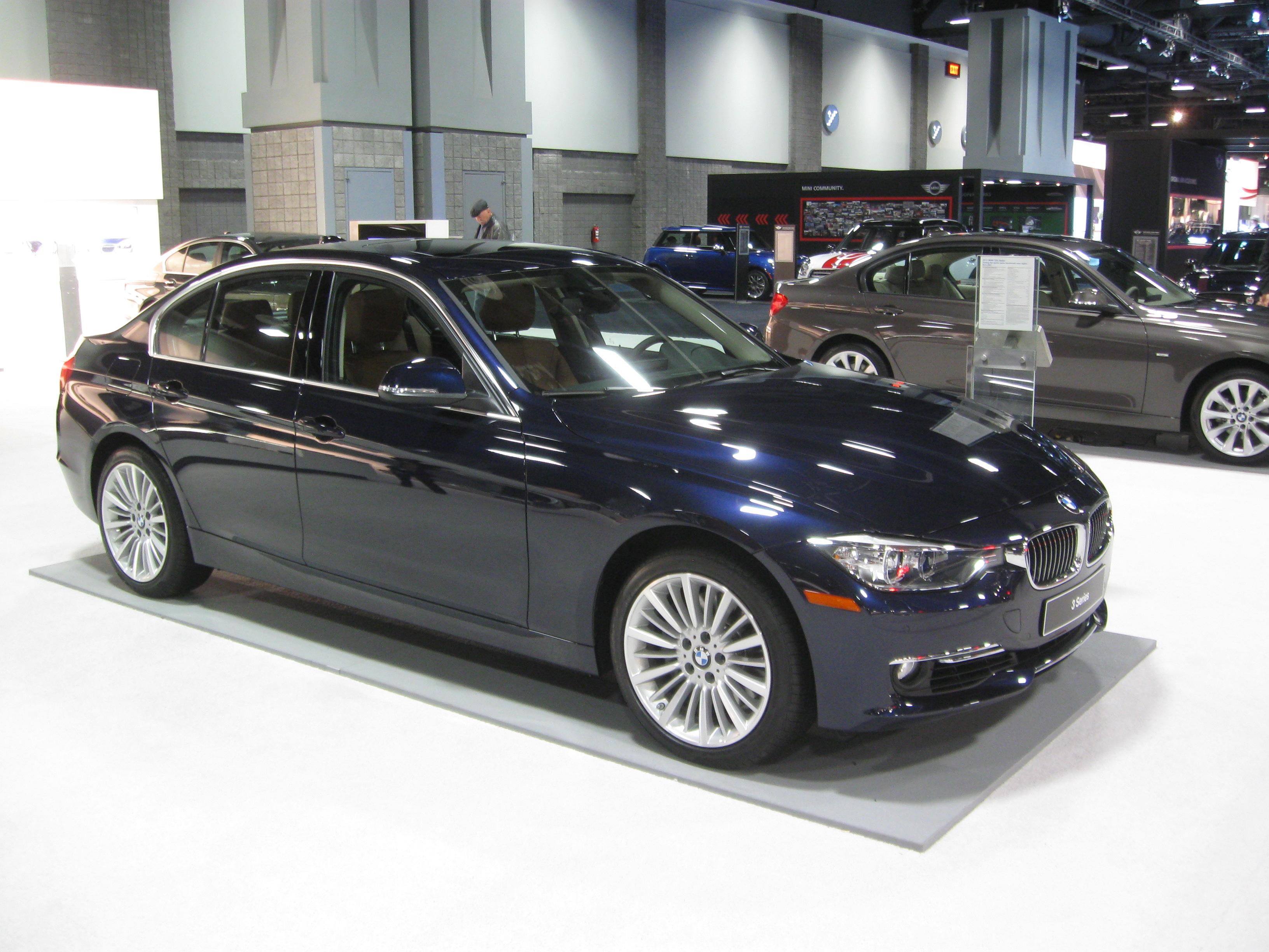 File BMW I Sedan DCJPG Wikimedia Commons - 2012 bmw 335i sedan