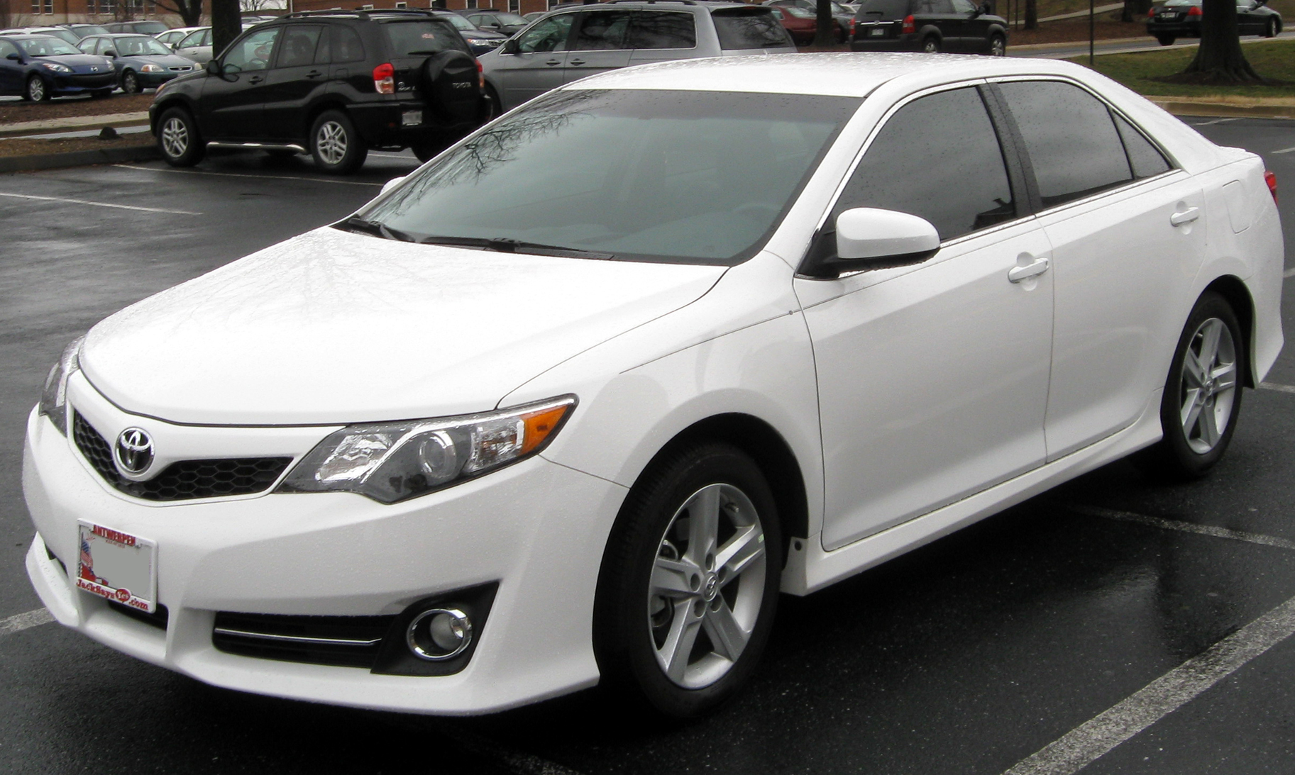 Description 2012 Toyota Camry SE -- 02-29-2012.JPG