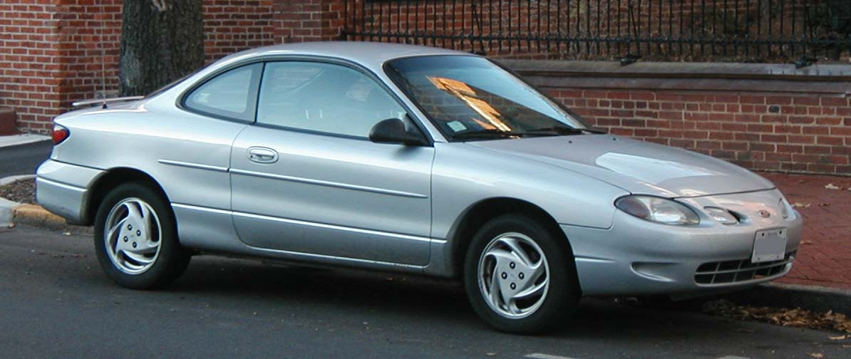 1998 Ford Escort ZX2 Coupe 2D Used