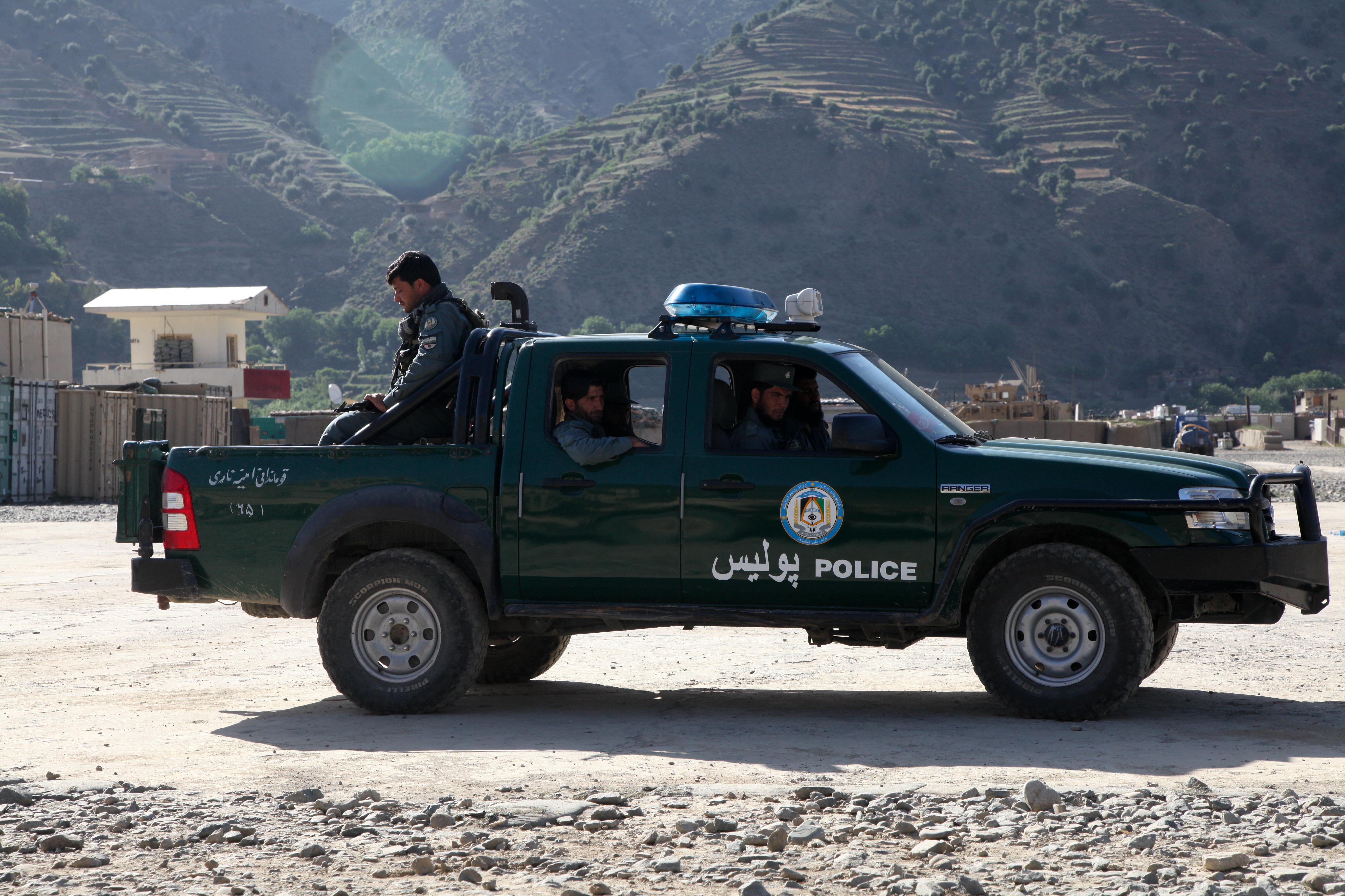 Afghan National Police - Military Wiki