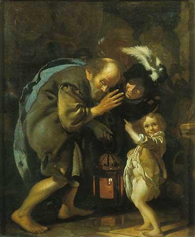 Fileadriaen Van Der Werff Diogenesjpg Wikimedia Commons
