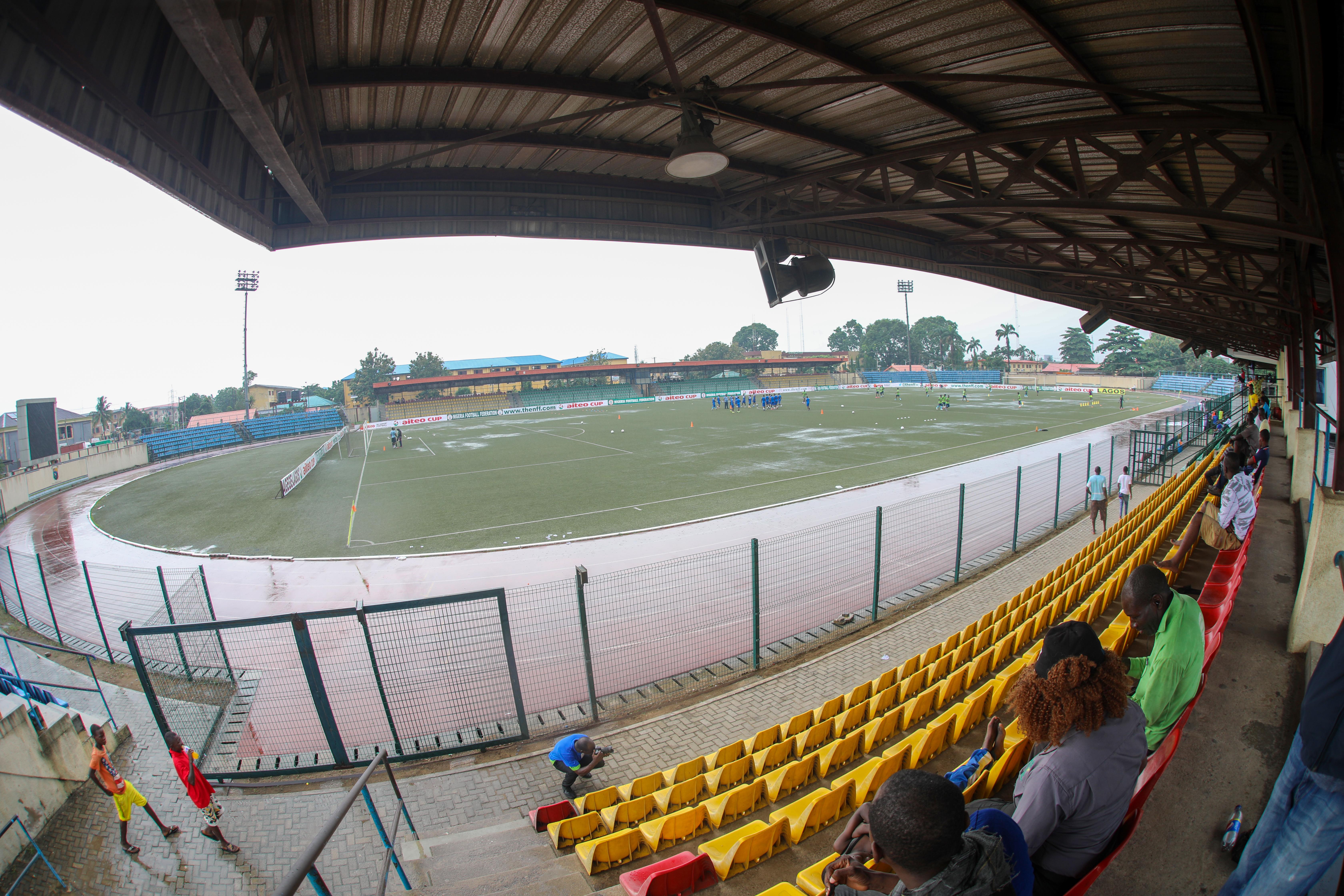 Agege Stadium Wikipedia