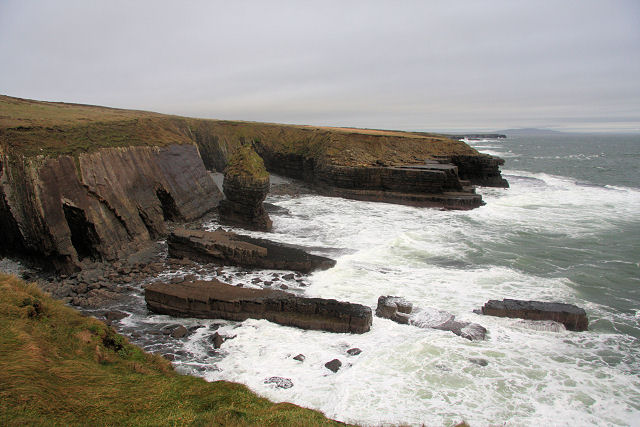 Aillnagreagh, Loop Head - geograph.org.uk - 1088812