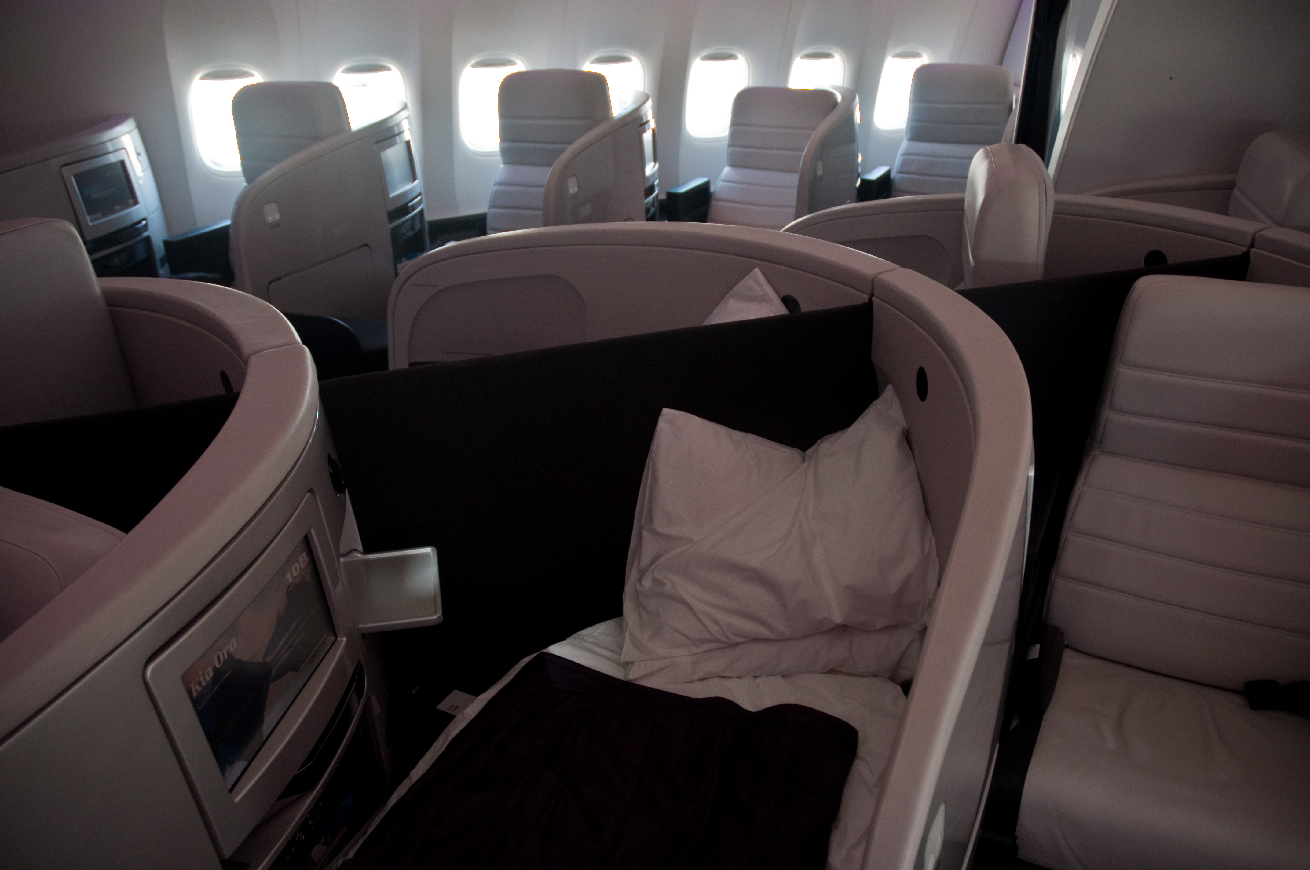 Datei Air New Zealand 39 S New 777 300er Interior Business