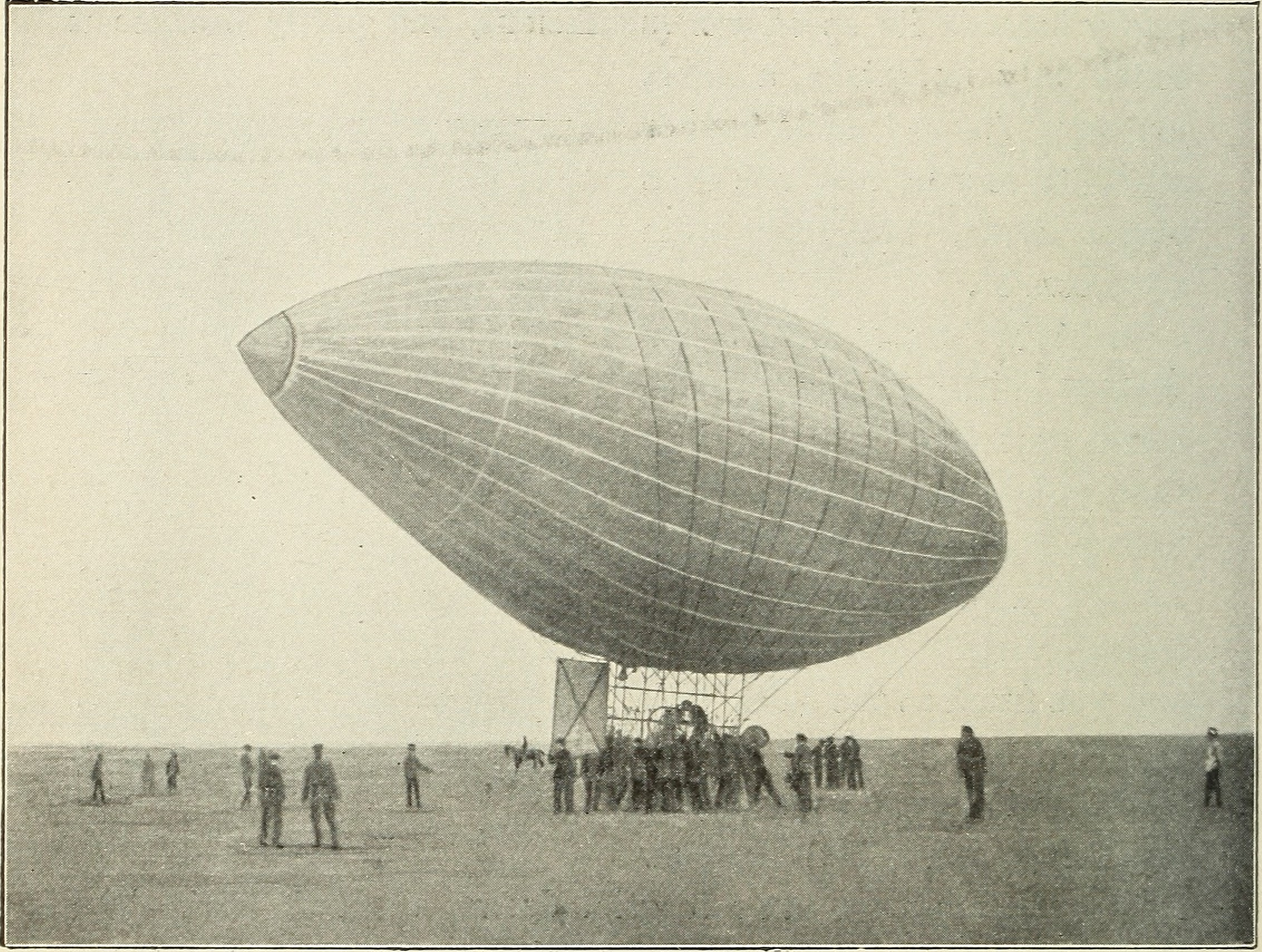 file airships past and present together with chapters on the use of