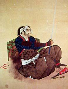 Akiyama Nobutomo samurai