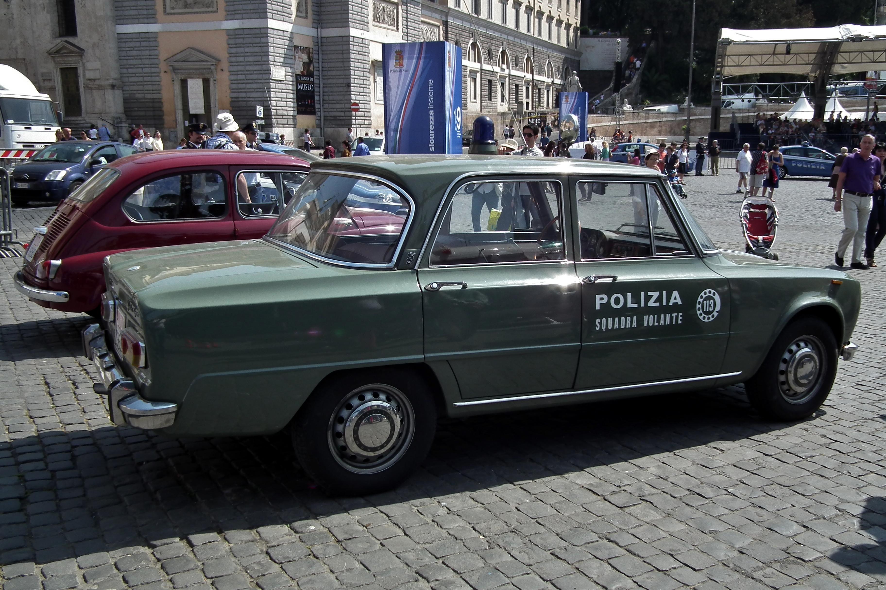 File Alfa Romeo Giulia Super Polizia Di Stato