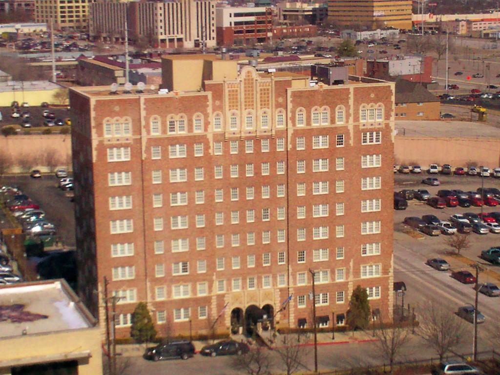 Ambassador hotel tulsa oklahoma wikipedia for Hotel ambassador