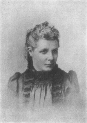 Анни Безант в 1897 году