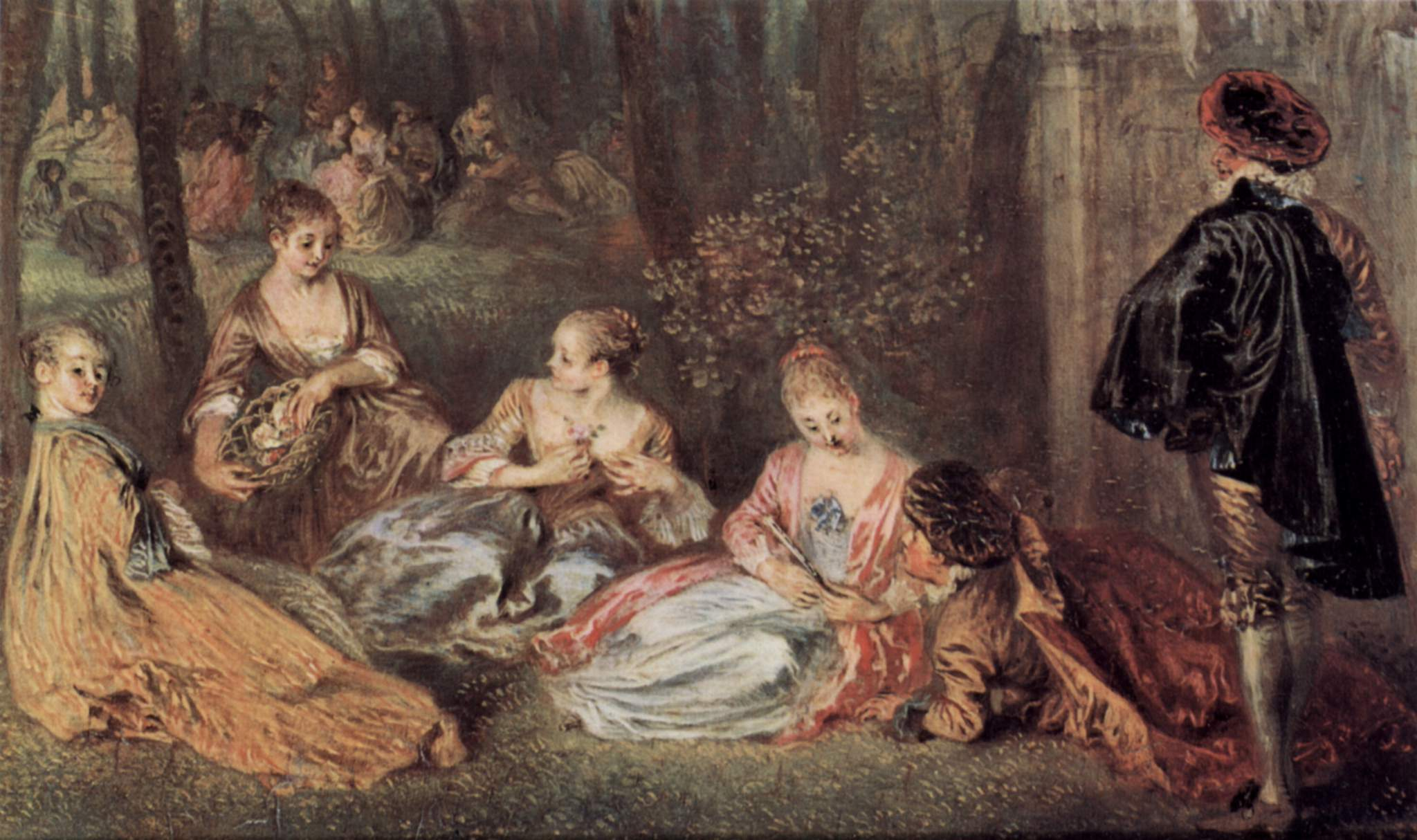 jean antoine watteau and the people Discover artworks, explore venues and meet artists art uk is the online home for every public collection in the uk featuring over 200000 oil paintings by some 38000 artists.