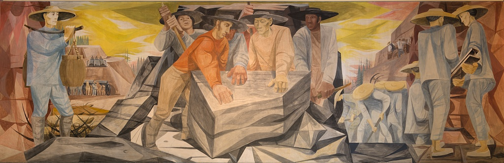 muralists