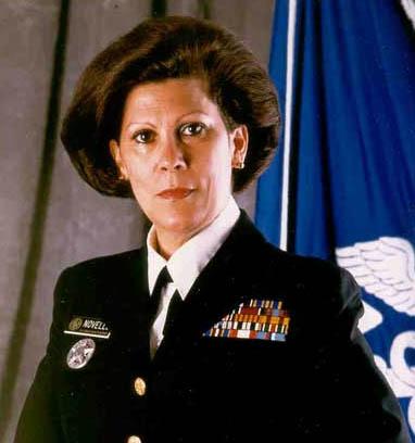 Vice Admiral Antonia Novello