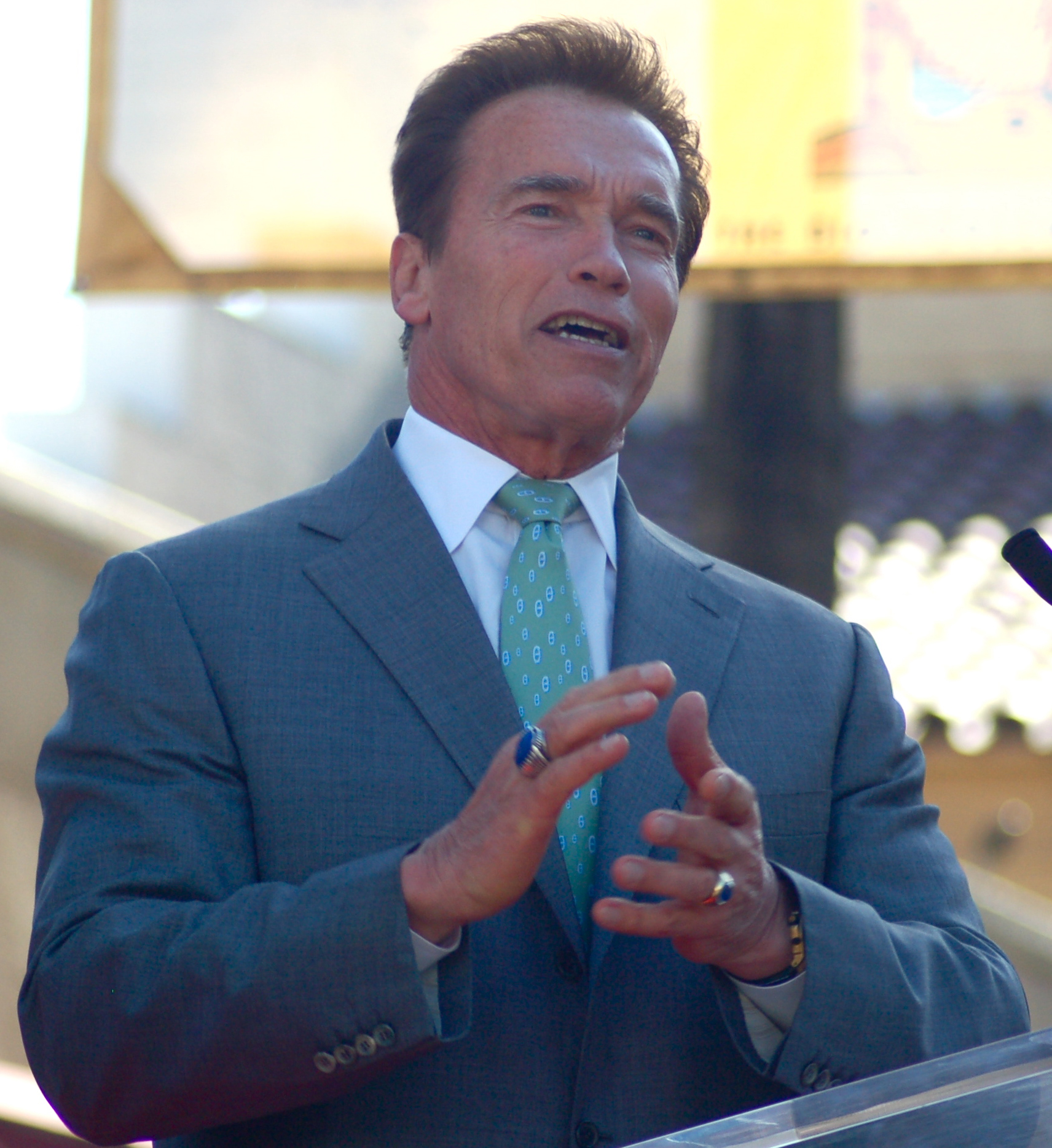 Picture of a movie: Arnold Schwarzenegger