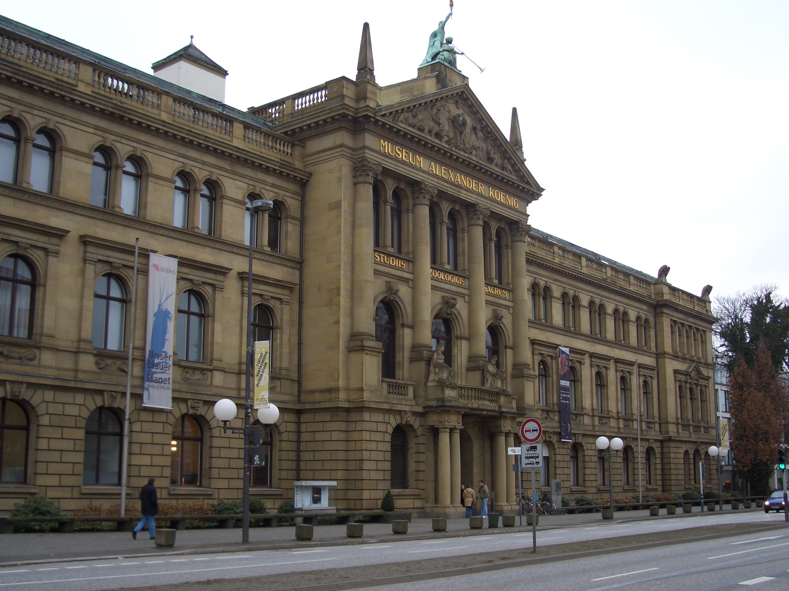 Museum Koenig in Bonn – Ort der Eröffnungsfeier des Parlamentarischen Rates