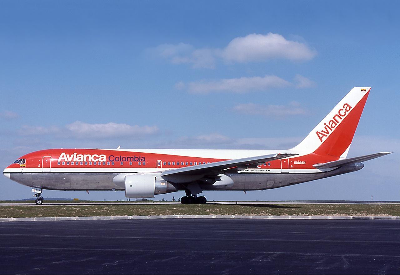 avianca 52