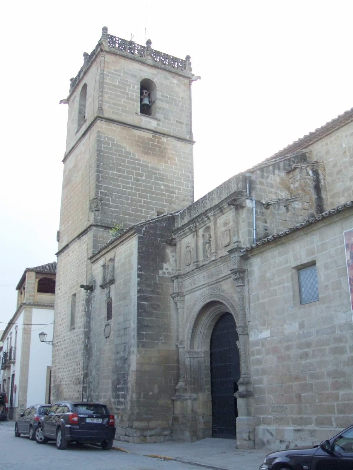 Iglesia de San Andrés (Baeza) - Wikipedia, la enciclopedia ...