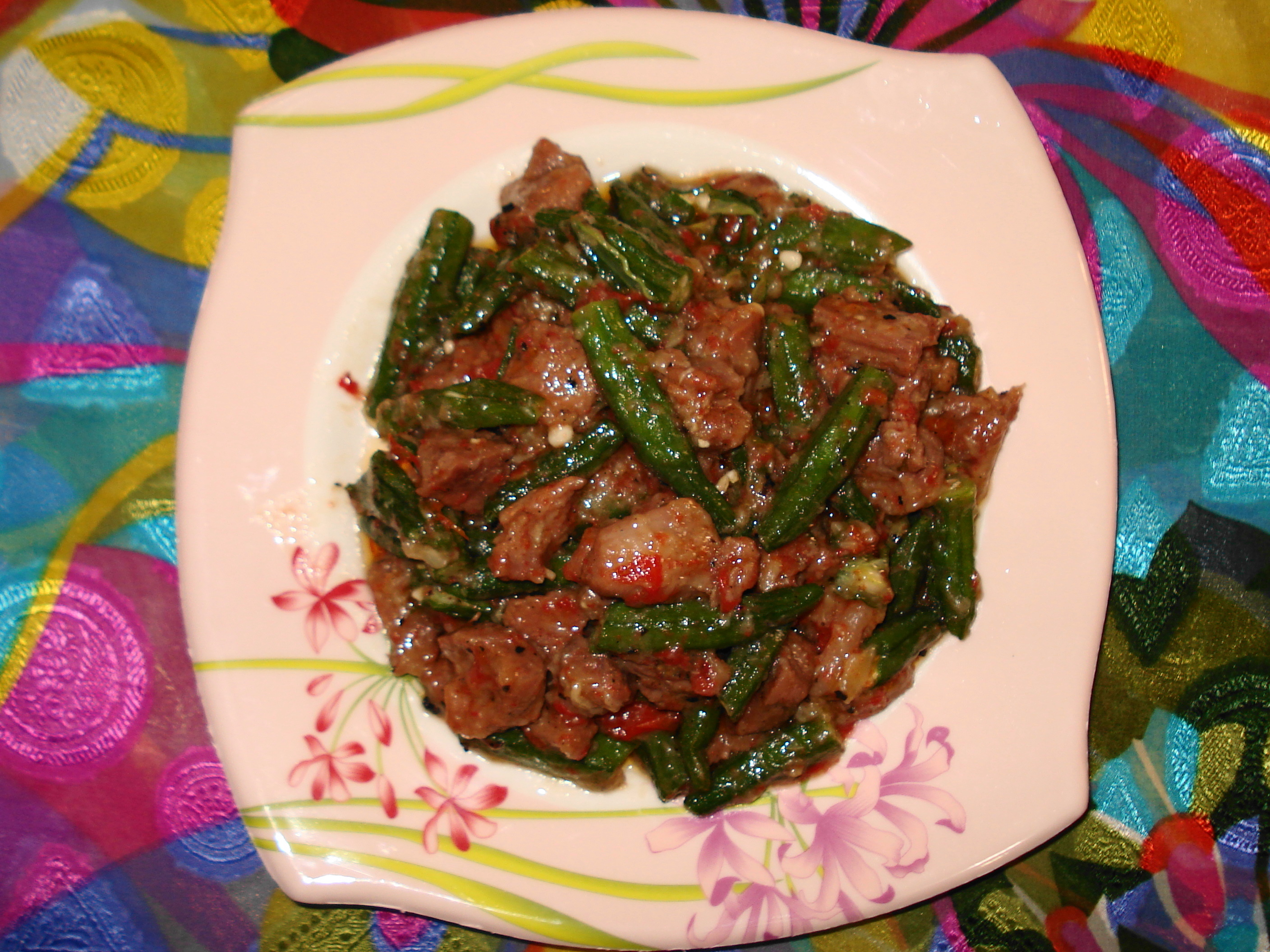 Cuisine of karachi bamje bosnian dish cook at your home and enjoy the dish from muslim bosnian influenced by turkish and arabian cuisine and european touch salam to bosnian muslims forumfinder Image collections