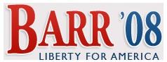 Bob Barr 2008 presidential campaign