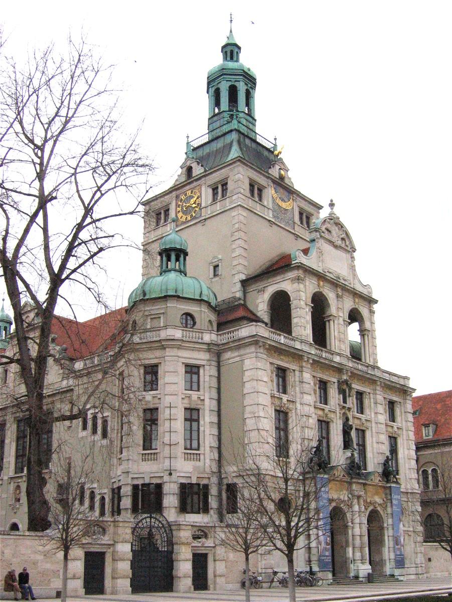 Bayerisches Nationalmuseum Wikip Dia