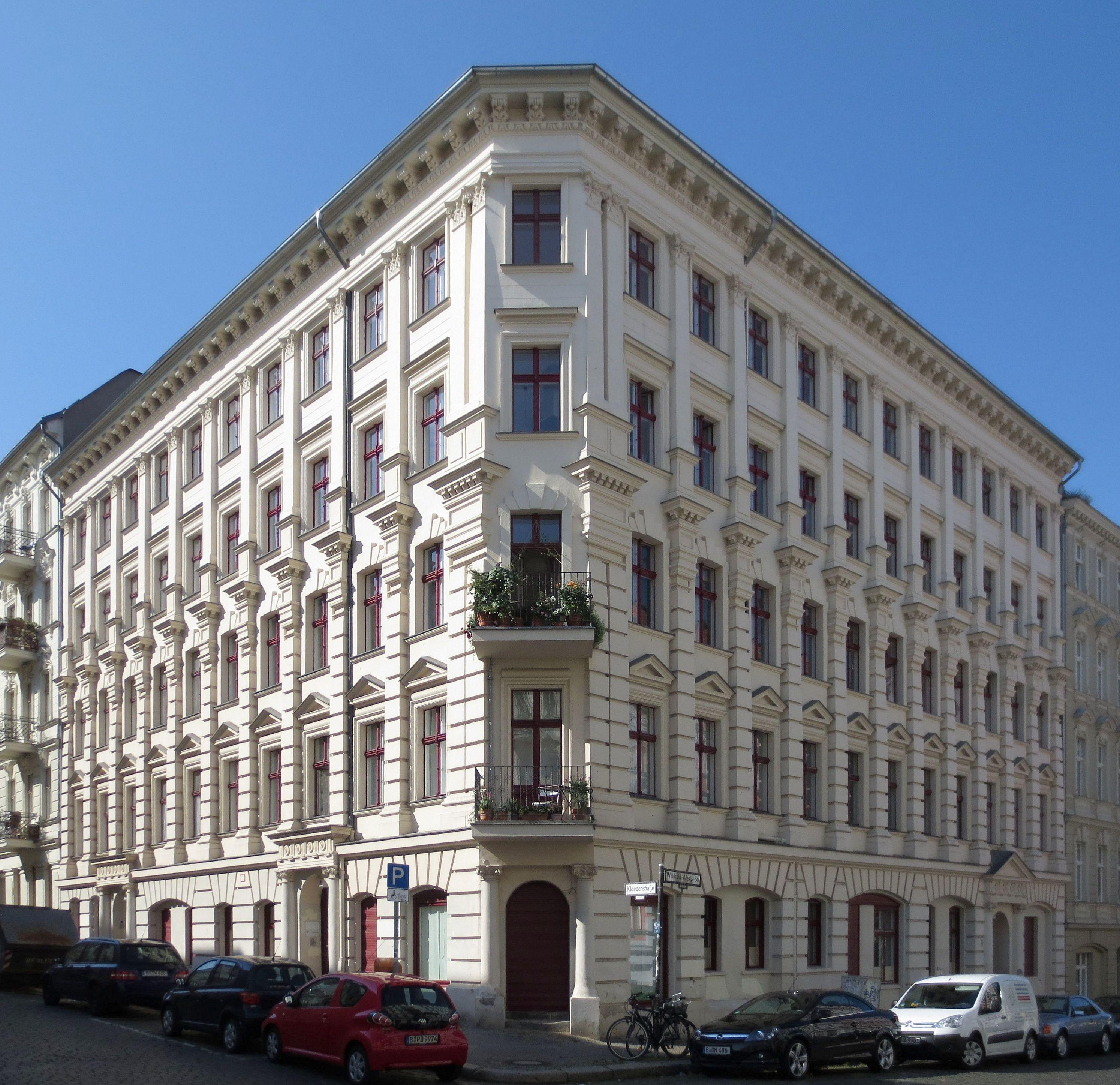 Architecture in berlin wiki everipedia for Architecture berlin