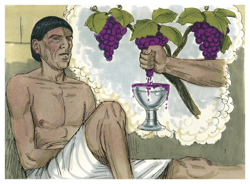 The cupbearer's dream