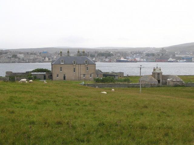 Bressay, Gardie House