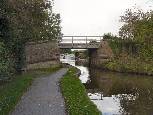 Bridge No 14, Macclesfield Canal, Poynton