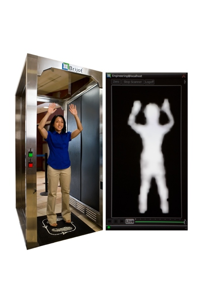 essay on airport body scanners
