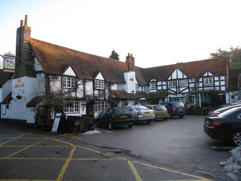 Bull Inn, Sonning, Berkshire Geograph-1976465-by-SJB