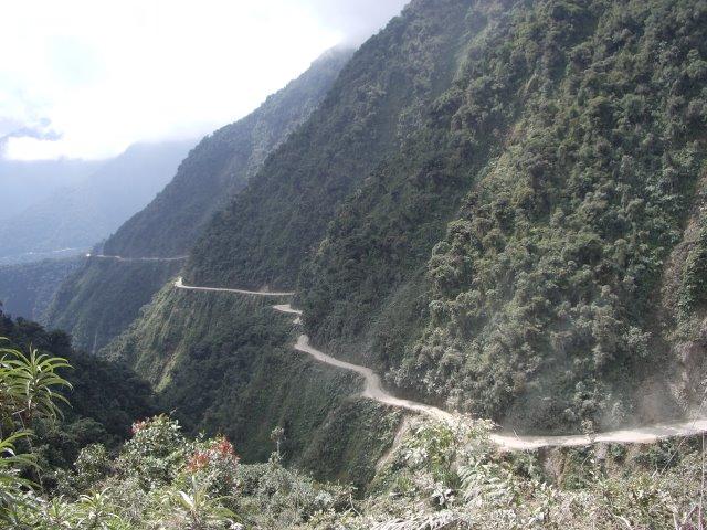 Jalan Yungas