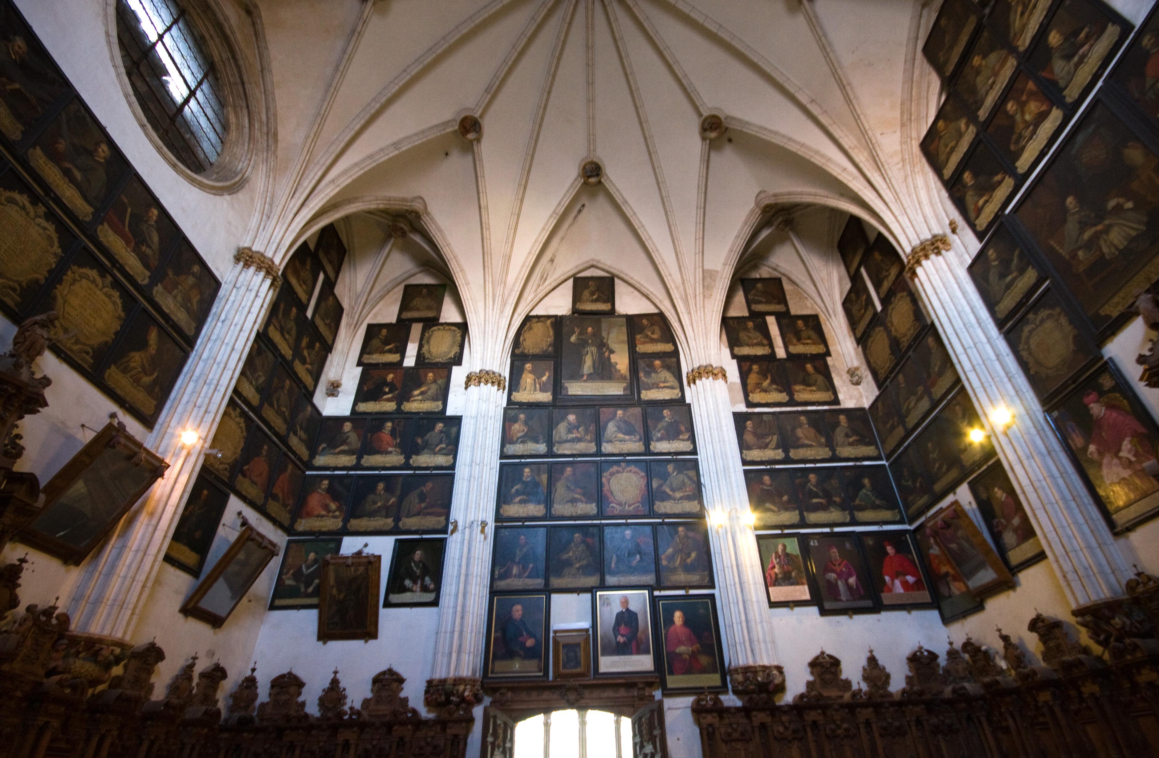 Resultado de imagen de capilla santa catalina burgos