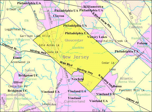 File:Census Bureau map of Franklin Township, Gloucester County, New on map of washington county, map of lincoln county, map of appomattox county, map of essex county, map of worc county, map of amelia county, map of grand isle county, map of belfast county, map of clarke county, map of portland county, map of st mary's county, map of york county, map of prince george's county, map of italy county, map of rockbridge county, map of new hampshire county, map of maury county, map of rappahannock county, map of preston county, map of carlisle county,